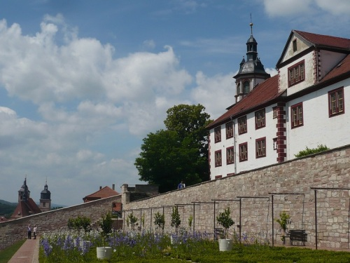 Schmalkalden 25.06.15 _ 28 Schloß Wilhelmsburg