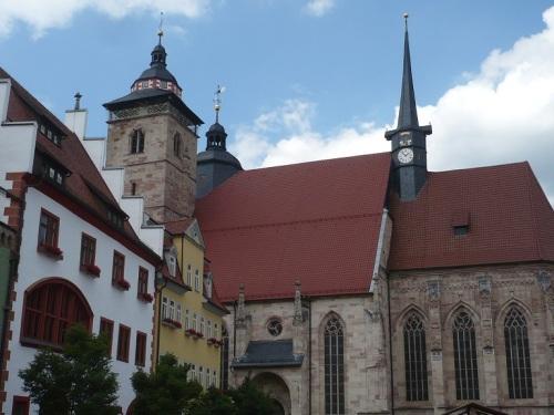 Schmalkalden 25.06.15 _ 21 Stadtkirche