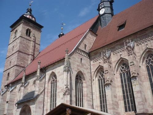 Schmalkalden 25.06.15 _ 20 Stadtkirche