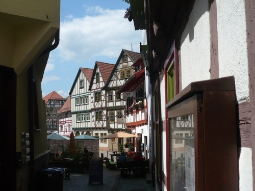 Schmalkalden 25.06.15 _ 16 Altstadt-Impression