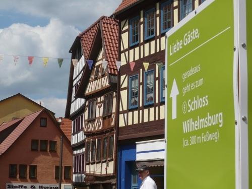 Schmalkalden 25.06.15 _ 14 Altstadt-Impression