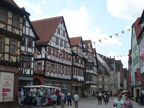 Schmalkalden 25.06.15 _ 09 Altstadt-Impression