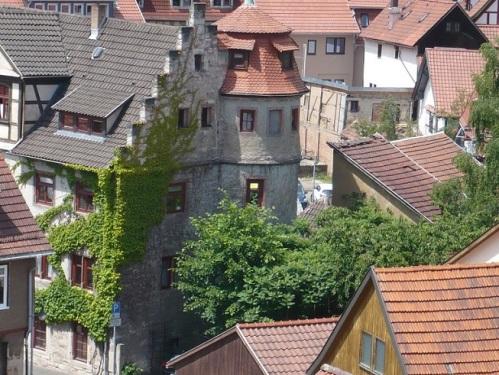 Schmalkalden 25.06.15 _ 08 Altstadt-Impression