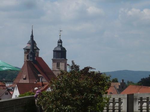 Schmalkalden 25.06.15 _ 06 Altstadt-Impression