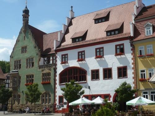 Schmalkalden 25.06.15 _ 04 Altstadt-Impression