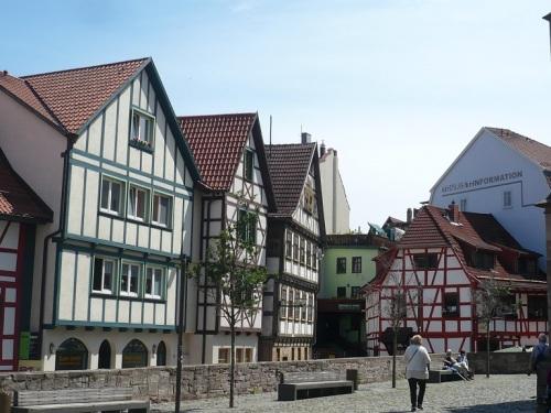 Schmalkalden 25.06.15 _ 03 Altstadt-Impression