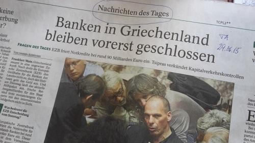 TA-Artikel zu GRexit 1 2015.06.29 Thür. Blog xxx