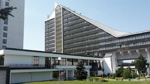 Oberhof 3 ehem. PaNoRaMa-Hotel