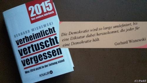Demokratie - Wahrheit
