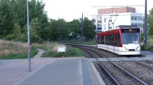 StadtBahn EVAG