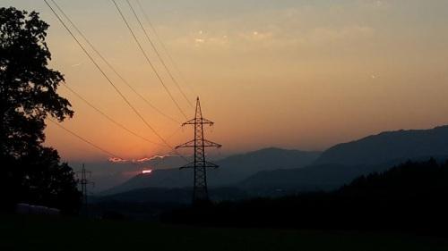 Sonnenuntergang C