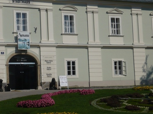 017 KLAGENFURT Stadthaus 1