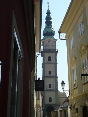 021 KLAGENFURT Stadthauptpfarrkirche