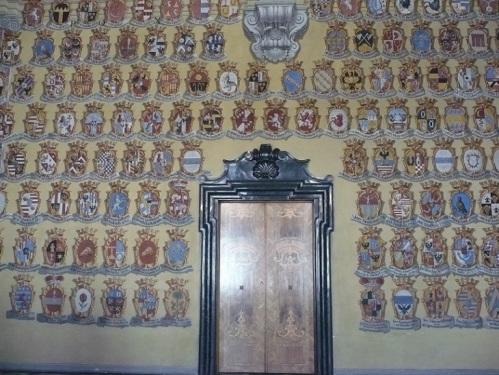 027 KLAGENFURT Landhaus Wappensaal 4