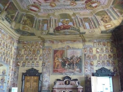 029 KLAGENFURT Landhaus Wappensaal 6