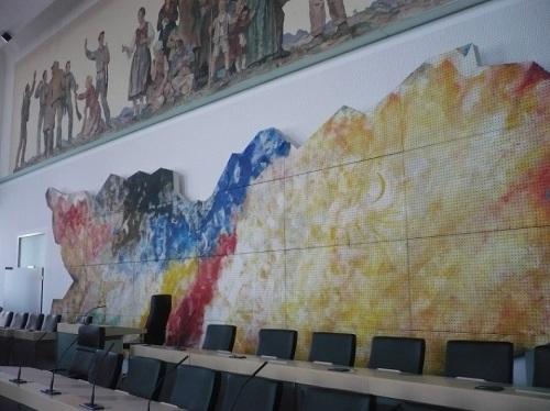 030 KLAGENFURT Landhaus Plenarsaal 1