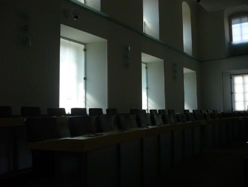 031 KLAGENFURT Landhaus Plenarsaal 2