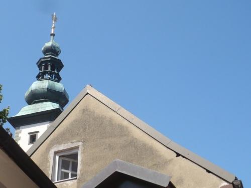 032 KLAGENFURT Landhaus Turm
