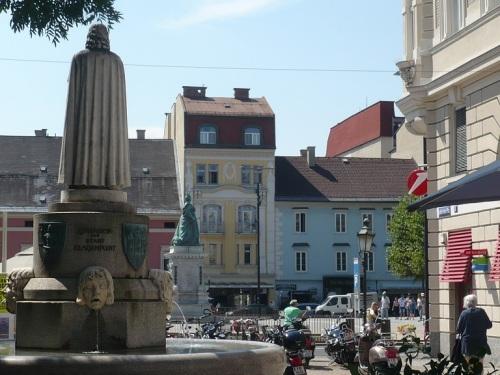 041 KLAGENFURT Stadtbild 2