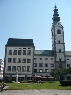 050 KLAGENFURT Domkirche