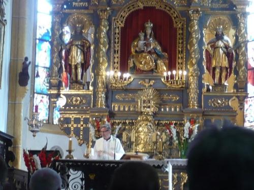 069 MARIA WÖRTH Kirche St. Anna ob Reifnitz