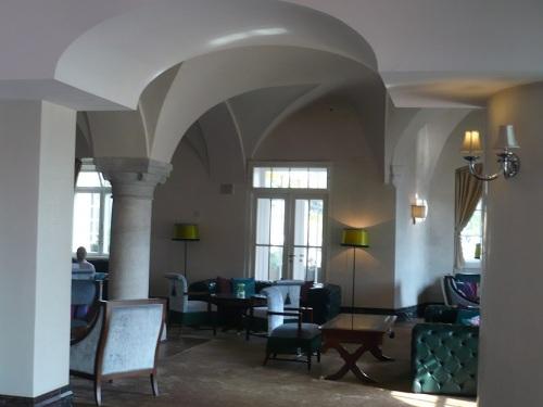 097 VELDEN Schloss Velden Einblick