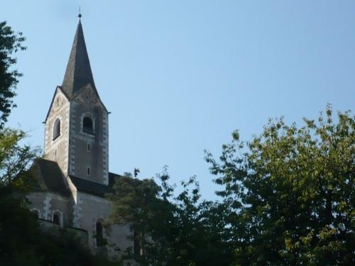 122 Burg HOCHOSTERWITZ Aufstieg