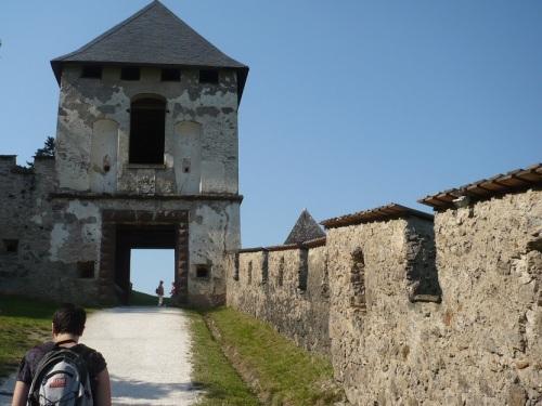 123 Burg HOCHOSTERWITZ Aufstieg