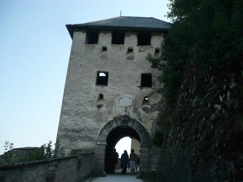 125 Burg HOCHOSTERWITZ Aufstieg