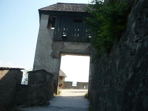 127 Burg HOCHOSTERWITZ Aufstieg