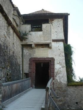129 Burg HOCHOSTERWITZ Aufstieg