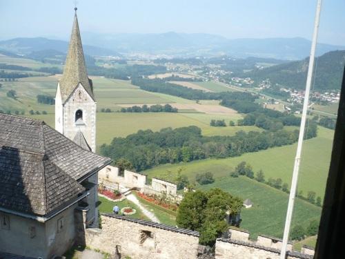 136 Burg HOCHOSTERWITZ Museum Ausblick