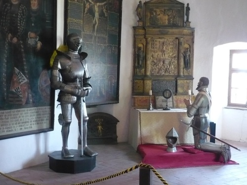 137 Burg HOCHOSTERWITZ Museum