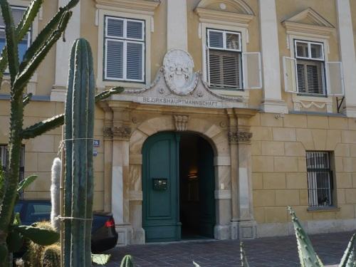 141 St. VEIT Markt Regierungsgebäude