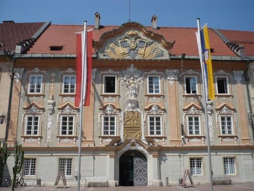 143 St. VEIT Markt Rathaus