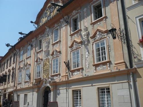 144 St. VEIT Markt Rathaus
