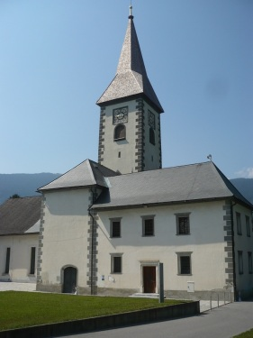 155 OSSIACH a. See STIFTSKIRCHE