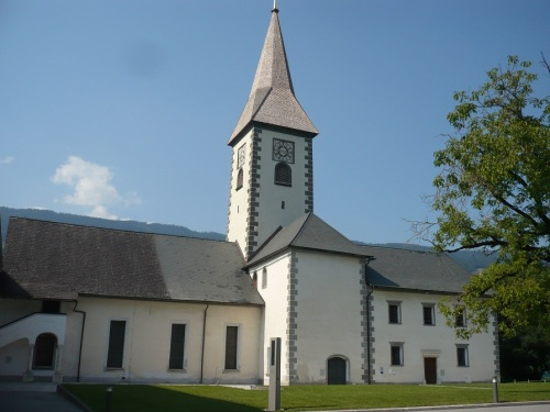 164 OSSIACH a. See STIFTSKIRCHE