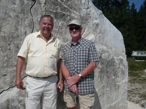 182 HOCHALPENSTRAßE Villach Mir 2 bekannte Touristen