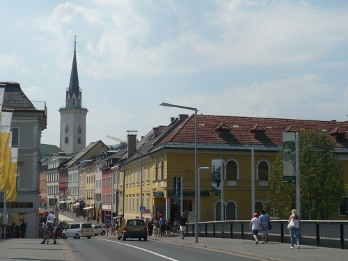 190 VILLACH Stadtbild 3