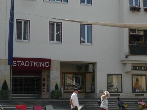 202 VILLACH Stadtbild 13 Kino