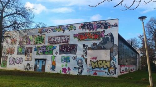 Friedr.-Ebert-Straße _ Südpark