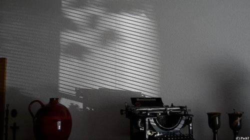 Kunstvoller Schatten