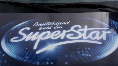 2015.09.11 D S D S - Casting in Erfurt 1 FRONT-Fahrzeug