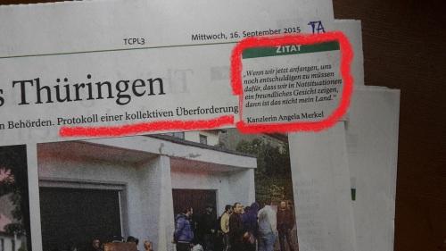 2015.09.16 AfD will Zeichen setzen, aber ... 02 Presse am 16.09.15