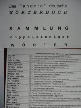 Das andere deutsche Wörterbuch