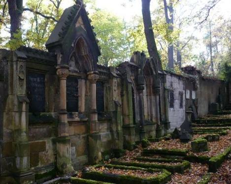 Weimar Historischer Friedhof 10