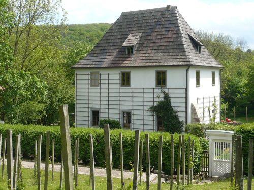 Bad Sulza 20 Goethe GartenHaus 2