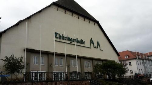 Schützenplatz Thüringenhalle