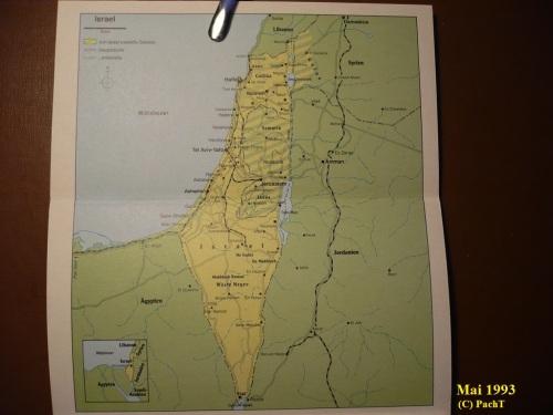 1993.05. ISRAEL
